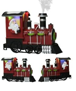 Santa Express Steam Train Ornament