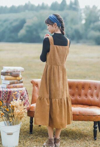 Robe velours ample vintage superposition Mori shabby chic boheme grande taille
