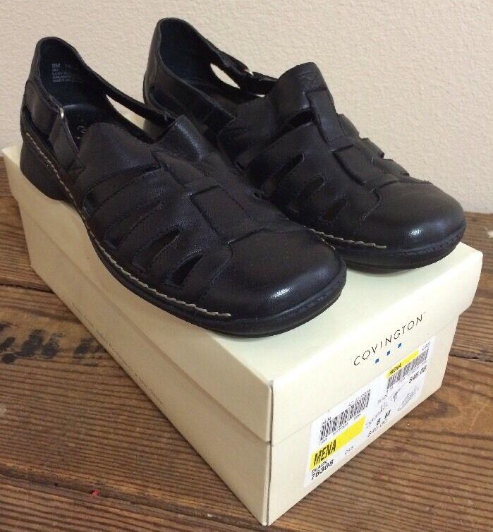 Covington Womens Black 8 Size 8 Black M Shoes 9f72cf