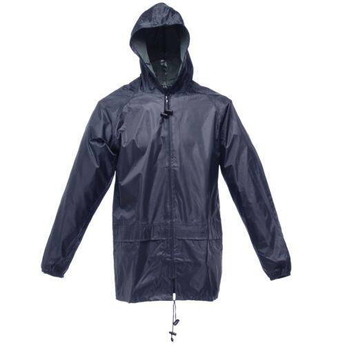 Mens Womens Regatta Waterproof Stormbreak Jacket Rain Coat Outdoor Fishing
