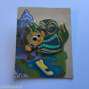DLR-Mickey-039-s-Pin-Odyssey-2008-Easel-Boxed-Set-Nemo-Only-Disney-Pin-62678