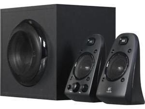 speakers 200 watts. image is loading logitech-z623-200-watts-2-1-speakers speakers 200 watts