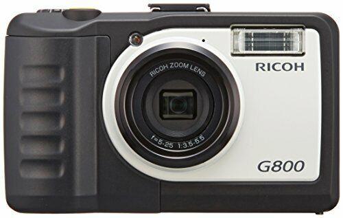 Ricoh G800 162045 Negro Cámara Digital Compacta Japón Versión Nuevo /