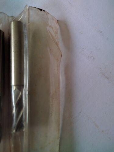 """5//16/"""" HSS-Co 4 Flute End Mill 3//8/"""" OD Shank OL 2 1//2/"""" FL 1/"""" Trubor England //P/&N"""