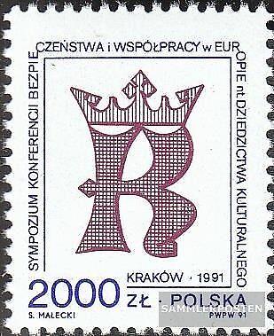 kompl.ausg. Postfrisch 1991 Ksze Einfach Zu Verwenden Liberal Polen 3333