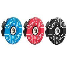 "PRO Shimano Alloy Blue Gap Cap Headset Stem Cap for 1-1//8/"" Aluminum Steerer"
