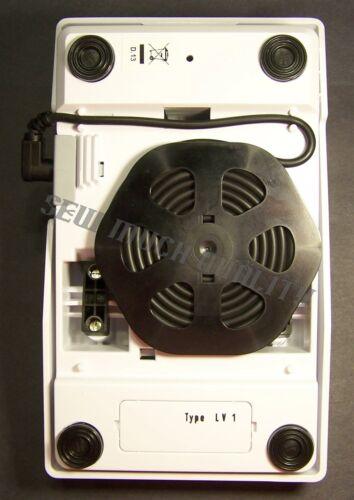 Pedal de control del Pie con Cable Genuino Bernina 100 120 125 130 135 140 145 150 153