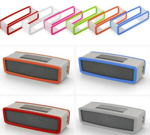 Portable Silicone Case for Bose Soundlink Mini II & Mini Bluetooth Speaker
