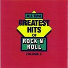 All Time Greatest Rock N Roll, Vol. 2 by Various Artists (CD, Nov-1991, Curb)