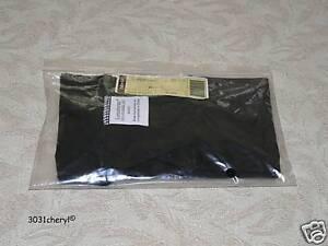 Longaberger Bagel Basket Liner Black