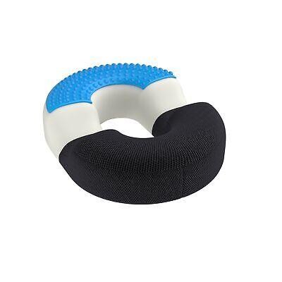 Memory Foam Gel Donut Cushion fo... bonmedico Firm Orthopedic Hemorrhoid Pillow