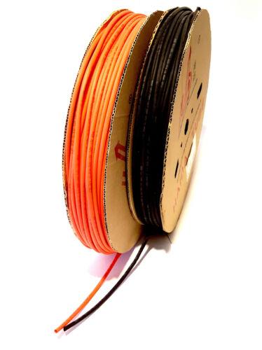 Polyolefine SR 2:1 schwarz rot u Schrumpfschlauch Ø4,8mm
