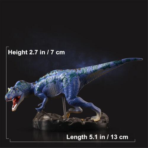Spinosaurus Mosasaurus Velociraptor Plesiosaur Dinosaur Model Decor Toy Kid Gift