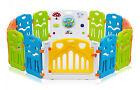 Baby Vivo Laufgitter aus Kunststoff XL Erweiterbar