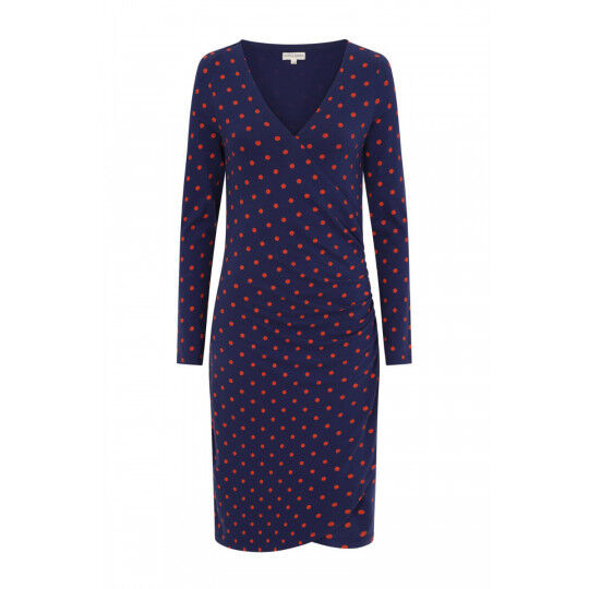 Mudd & Water Aldeburgh Dress - bluee   Molten Lava - 10 12 14 - BNWT - Was .99