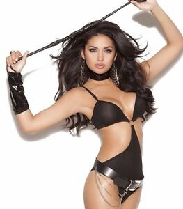 Image result for Dominatrix Lingerie
