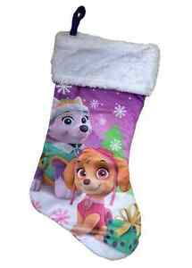image is loading paw patrol boys girls christmas stocking kids childrens - Paw Patrol Christmas Decorations