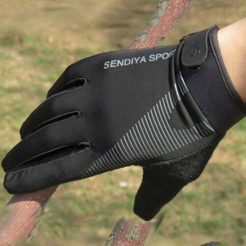 Bike Cycling Gloves Full Finger MTB Racing Touchscreen Motorcycle Bicycle Racing