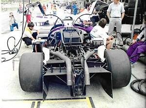SILK-CUT-JAGUAR-XJR6-PHOTOGRAPHS-6-1986-1000KM-BRANDS-HATCH-GROUP-C-ENGINE-BODY