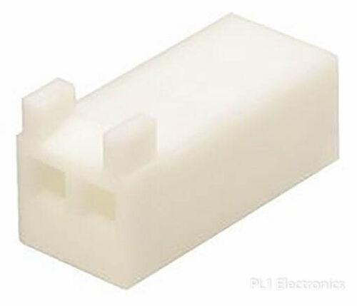 2.54 mm MOLEX 22-01-3027 alloggi 2way prezzo per 10 SQUARE pin