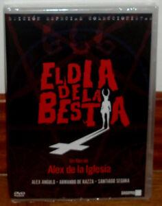 EL-DIA-DE-LA-BESTIA-EDICION-ESPECIAL-DVD-NUEVO-PRECINTADO-COMEDIA-SIN-ABRIR-R2