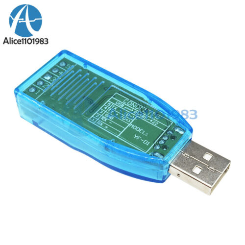 Industrial USB To RS485//422 CH340 Converter Upgrade Protection RS485 Converter