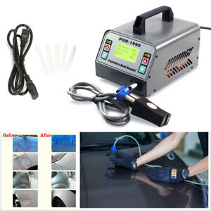 PDR1000 1000W Induction Heater Hot Box Car Iron Paintless Dent Removal Repair