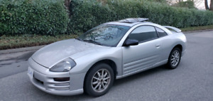 Mitsubishi eclipse $1800 or best offer