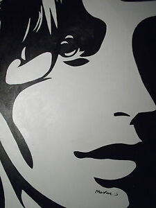 art black and white