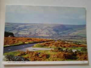 Postcard-Widecombe-in-the-Moor-Dartmoor-Devon-A1
