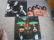 70's LP Classics!! 3for1 SealsnCroft/EngDan&JFCooley/Orleans Classic Rock Psyche