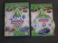 The Sims 3 Fast Lane Stuff Expansion Pack PC Windows or MAC