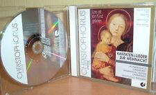 Kantaten Und Lieder Zur Weihnacht von Konzertchor&Kammerorch.Darmstadt