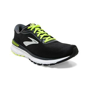 BROOKS-ADRENALINE-GTS-20-Scarpe-Running-Uomo-Support-BLACK-NIGHTLIFE-110307-097