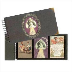 SAFE-6039-Postkarten-Alben-Nostalgie