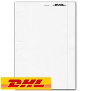 Details Zu 1000 Dhl Versandetiketten Din A5 Selbstklebende Etiketten Neuovp Paket Päckchen