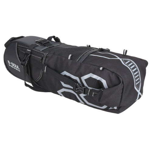 Details about  /MTB Bike Rear Bags Cycling Rear Rack Pouch Bicycle Saddle Bag Waterproof