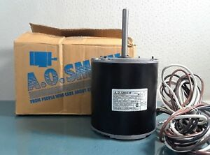A-O-SMITH-F48G29A01-Electric-Motor-3-4-HP-1075-RPM-700