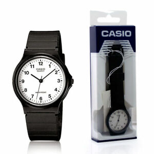BRAND-NEW-CASIO-UNISEX-MQ24-7BLL-Analougue-Display-and-Black-Resin-Strap