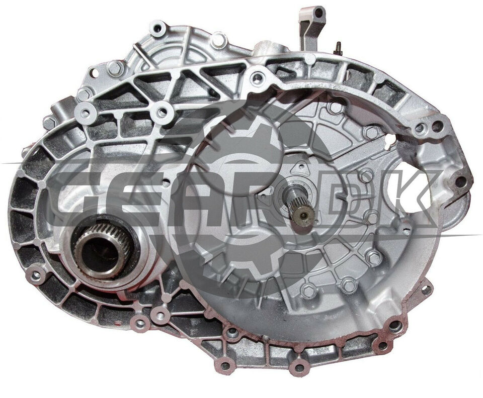 Gearkasse VW MULTIVAN T5 T6 2.0 TDi 4x4 KQK