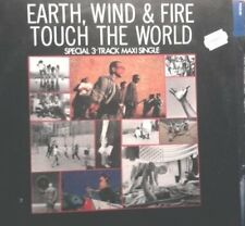 "Earth Wind & Fire Touch the world (1988) [Maxi 12""]"