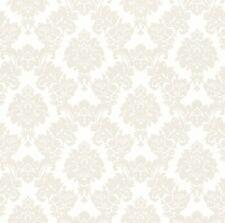 Tapete Blumen grün graubeige Vliestapete Rasch Sophie Charlotte 440409 5,11€//1q