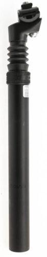 ZOOM Suspension Seatpost MTB Road Bike 31.6 X 350mm 20mm SB Aluminum Black NEW