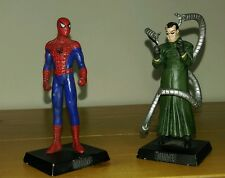 Spider-Man and Doc Ock Marvel Super Hero lead Die cast figure MIB year 2005