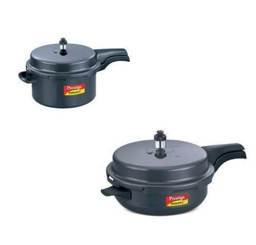 Prestige  Pressure Cookers  Outer Lid  Senior  Hard Anodised  Choose From 2