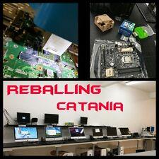"""Riparazione  Imac Reballing scheda video Apple 27"""" Hd6970M A1312 109-c29657-10"""