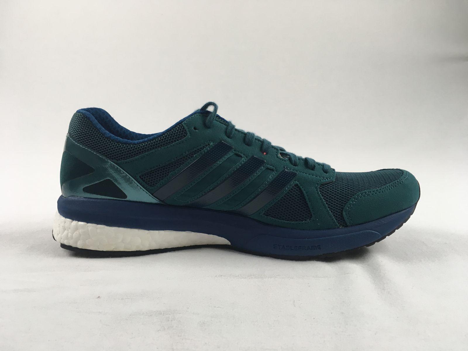 NEW adidas adizero Tempo 8 - Green bluee Running, Cross Training (Men's 10)