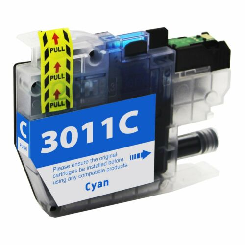 4PK LC3011 LC-3011 Ink Cartridge for Brother MFC-J491DW MFC-J497DW//J690DW//J8950D