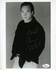 JAMES-BELUSHI-JSA-Coa-Autograph-8x10-Photo-Hand-Signed-Authentic