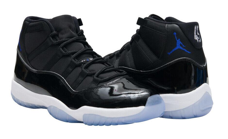 New Nike Air Jordan 11 Retro Shoes Space Jam Mens Sz 18 378037